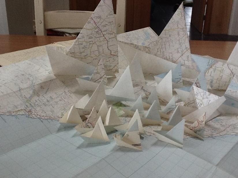 70th Paper Boat AdventureRegatta