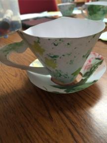 close up of teacup 2