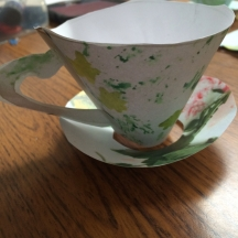 close up of teacup 2